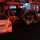 İstanbul'da kamyon 6 araca çarptı