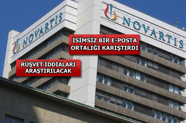 Sağlık Bakanlığı'ndan Novartis'e soruşturma