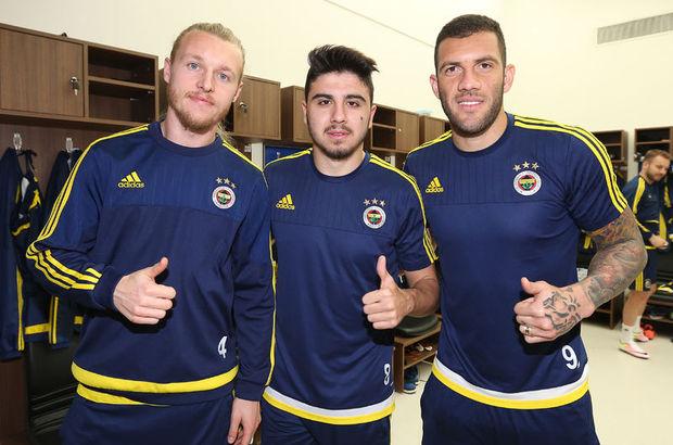 Fenerbahçe'de Diego Ribas takıma döndü