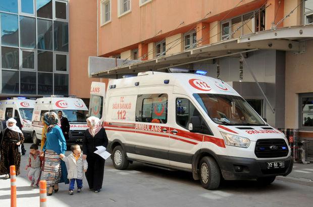 Şırnak'ta patlama: 2 çocuk yaşamını yitirdi