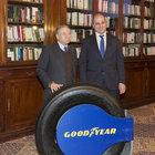 Avrupa Kamyon Yarışları'nın lastikleri Goodyear'dan
