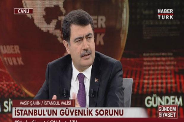 Vasip Şahin: İstanbul güvenli bir metropol