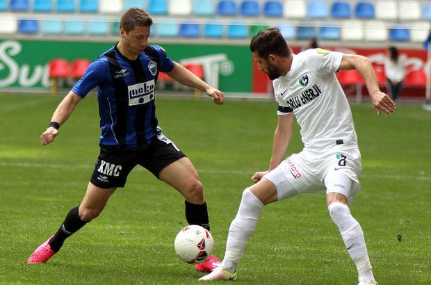 Kayseri Erciyesspor: 0 - Denizlispor: 0