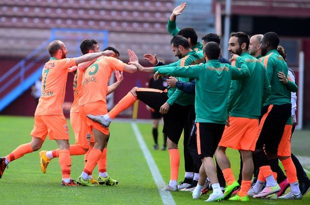 1461 Trabzon: 1 - Multigroup Alanyaspor: 2