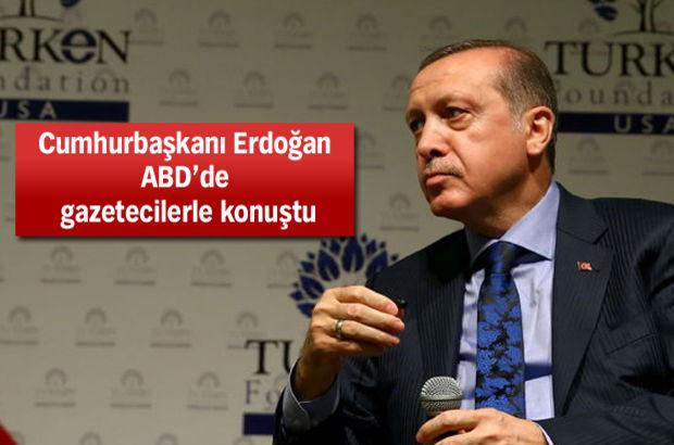 Cumhurbaşkanı Erdoğan: Üst akıl Türkiye üzerinde oyun oynuyor