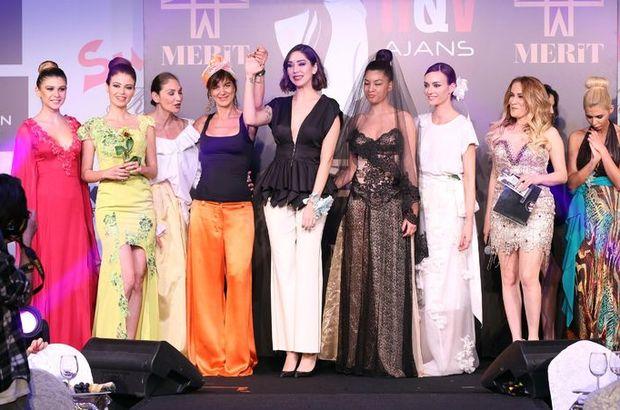 Kıbrıs'ta moda rüzgarı esti