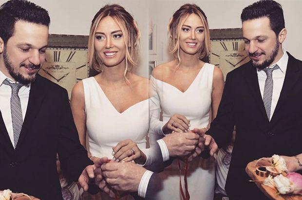 Nişanlandı