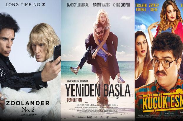Olay Türk filmi gösterime girdi