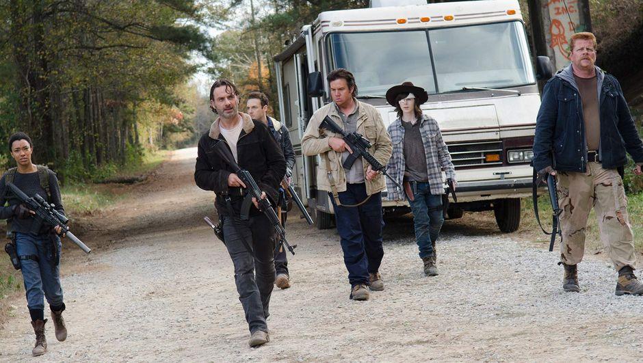 The Walking Dead 7sezon Ne Zaman Başlayacak Magazin Haberleri