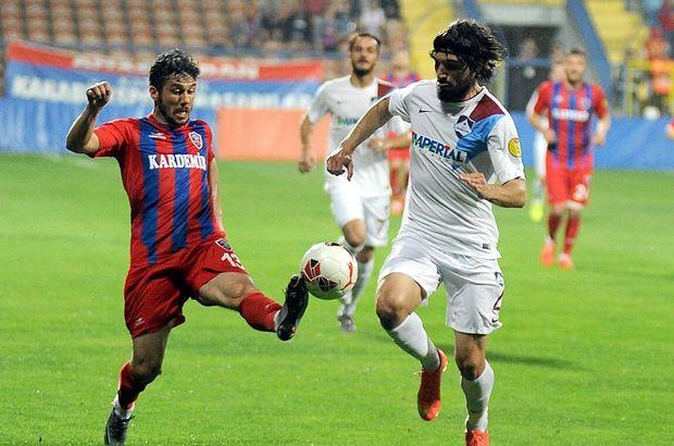 Kardemir Karabükspor: 1 - 1461 Trabzon: 2