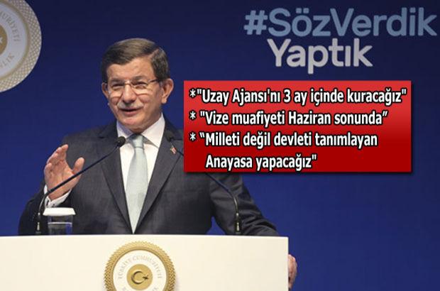 Davutoğlu reform paketinin son durumu hakkında bilgi verdi - Taşeron İşçiler için açıklama