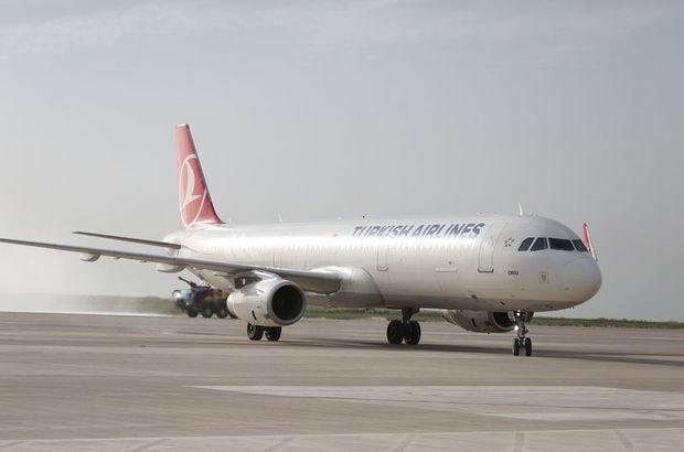 Diyarbakır'dan ilk dış hat uçuşu Erbil'e