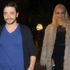Hadise ve Ahmet Kural akşam yemeğinde buluştu
