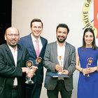 TGC'den Habertürk'e 5 ödül