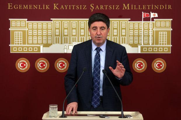 HDP'li Altan Tan: PKK'nın silahları susturması lazım