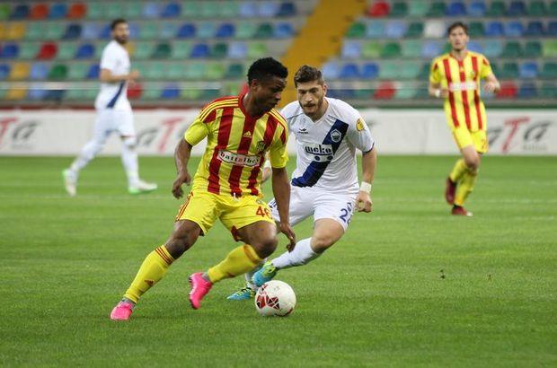 Kayseri Erciyesspor: 0 - Alima Yeni Malatyaspor: 2