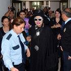Bülent Ersoy 'uçak kemeri' davasında ifade verdi