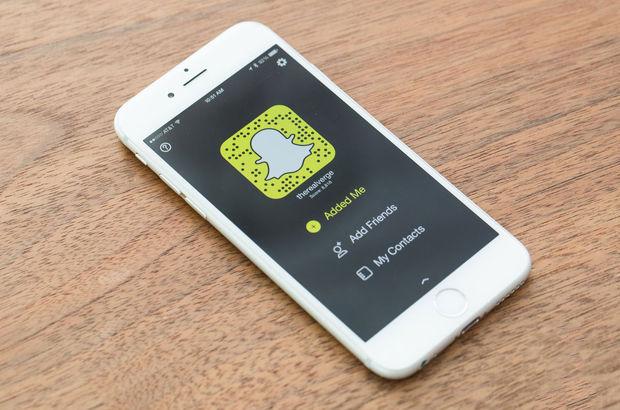 Snapchat Apple ile gündemde