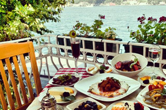 İstanbul'un en iyi kahvaltı mekanları...