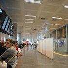 Atatürk Havalimanı'nda paravanlı önlem tepki çekince kaldırıldı