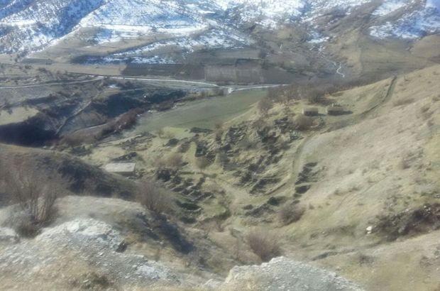 Köprüye bomba döşeyen 2 PKK'lı öldürüldü
