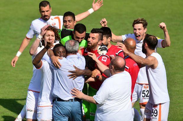 Adanaspor: 4 - 1461 Trabzon: 0