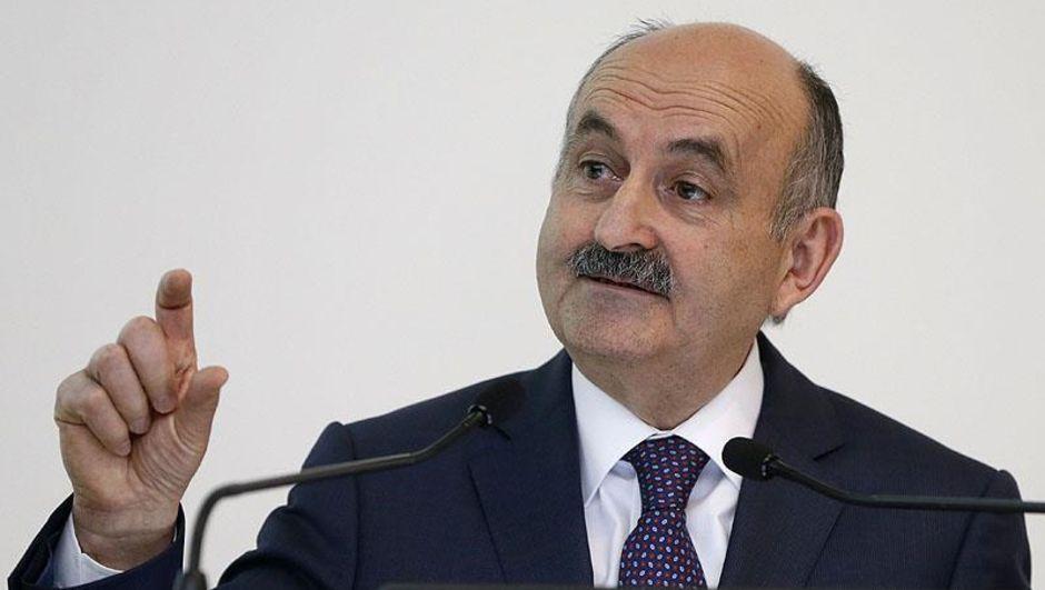 Sağlık Bakanı Mehmet Müezzinoğlu