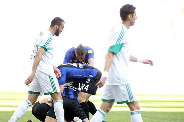 Kayseri Erciyesspor: 1 - Şanlıurfaspor: 3