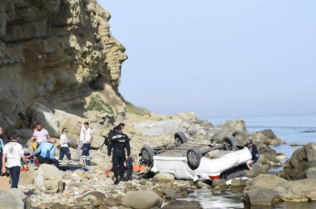 Tekirdağ'da iki korkunç kaza!