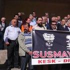 Erdoğan'a 'hakaret' davasında 3 sendikacı beraat etti