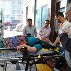 Alanya'da midibüs devrildi: 3 yaşındaki çocuk öldü