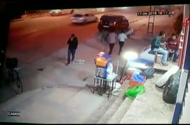 Batman'da iki aracın çarptığı motosikletli Ahmet Özel ölümden döndü
