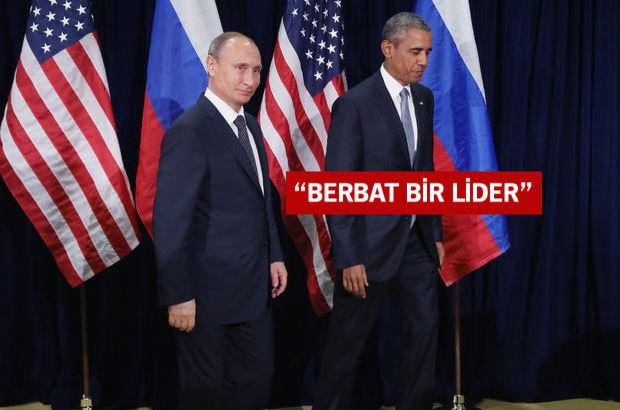 Obama: Esad gitmeli, Rusya ile aramızdaki en çekişmeli konu bu
