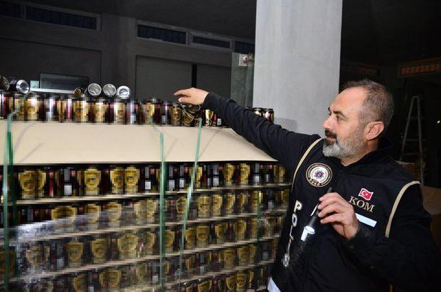 Adana'da 17 adrese kaçakçılık operasyonu: 16 gözaltı