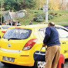 Fransız turistin taksici isyanı!