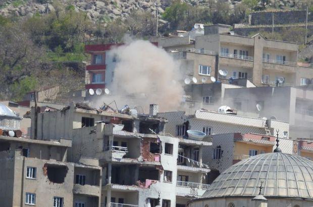 Şırnak'ta iki askeri şehit eden teröristler öldürüldü