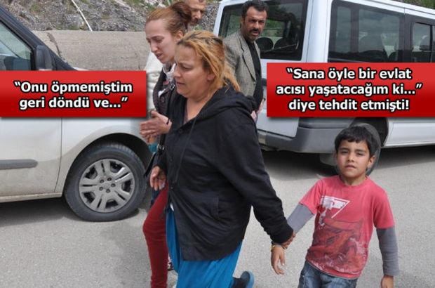 Serdar'ın annesi Fadime Aygün: Eski eşim çocuğu götürmüş olabilir