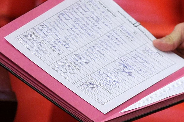 8 dokunulmazlık dosyası daha Meclis'te