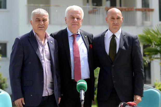 Bursaspor'un altyapısı Adnan Örnek'e emanet