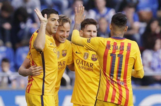 Deportivo - Barcelona goller, Deportivo - Barcelona özet