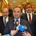 Adalet Bakanı Bozdağ, Karaman sanığı ile ilgili kararı değerlendirdi