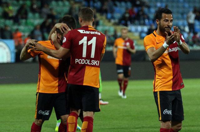 Galatasaray Avrupa'ya gidebilecek mi?