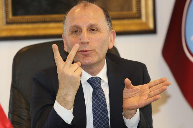 Muharrem Usta'dan taraftara UEFA sözü