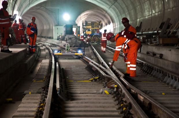 Türk şirketin inşa ettiği dev tünel açılıyor