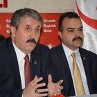 Mustafa Destici'den MHP açıklaması
