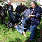 Düzce'de polis şüpheli kovalamacası