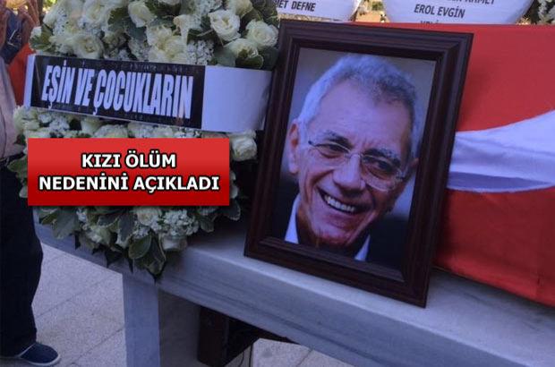 Attila Özdemiroğlu'na son görev
