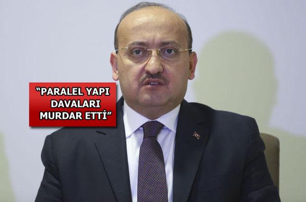 Yalçın Akdoğan'dan Ergenekon davası hakkında açıklama