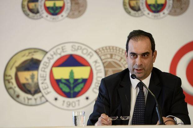 Fenerbahçeli yöneticilerden Çağlayan açıklaması