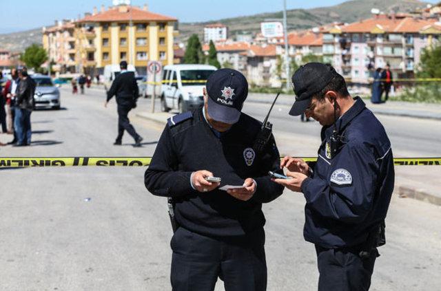 Ankara'da silahlı çatışma çıktı